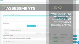 Mtr - cv & assessment module introduction