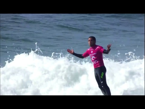 Rip Curl Surf Videos Pro Portugal Day 1 Highlights