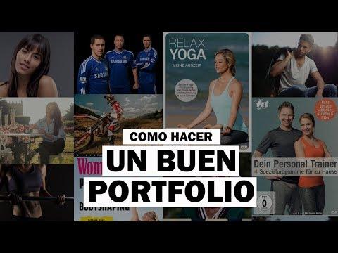 Cómo hacer un buen portfolio
