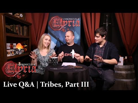 Chronicles of Elyria Live Q&A | Tribes, Part III