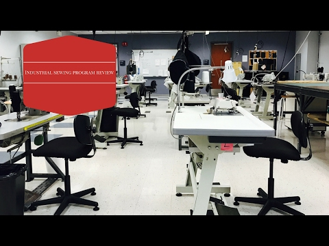 Industrial sewing program  review - Henry Ford College