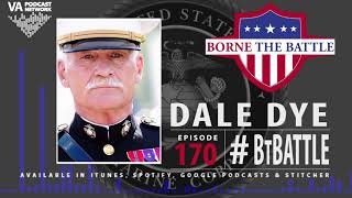 Marine Corps Veteran Dale Dye reveals what saved him following the Vietnam War