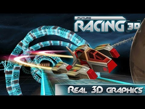 FUTURE RACING 3D - Android HD Gameplay Trailer
