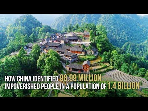 CGTN: redução da pobreza, uma promessa solene cumprida pela liderança chinesa