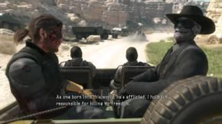 Metal Gear Solid V: The Phantom Pain - Skull Face's Speech
