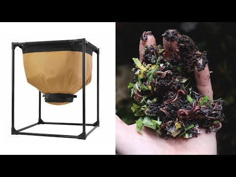 Flow Through Worm Bins Explained: A Different Type Of Vermicomposting