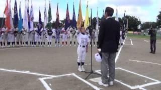 2015年7月18日雁ノ巣少年野球場で開催されました「少年硬式夏季福岡大会...