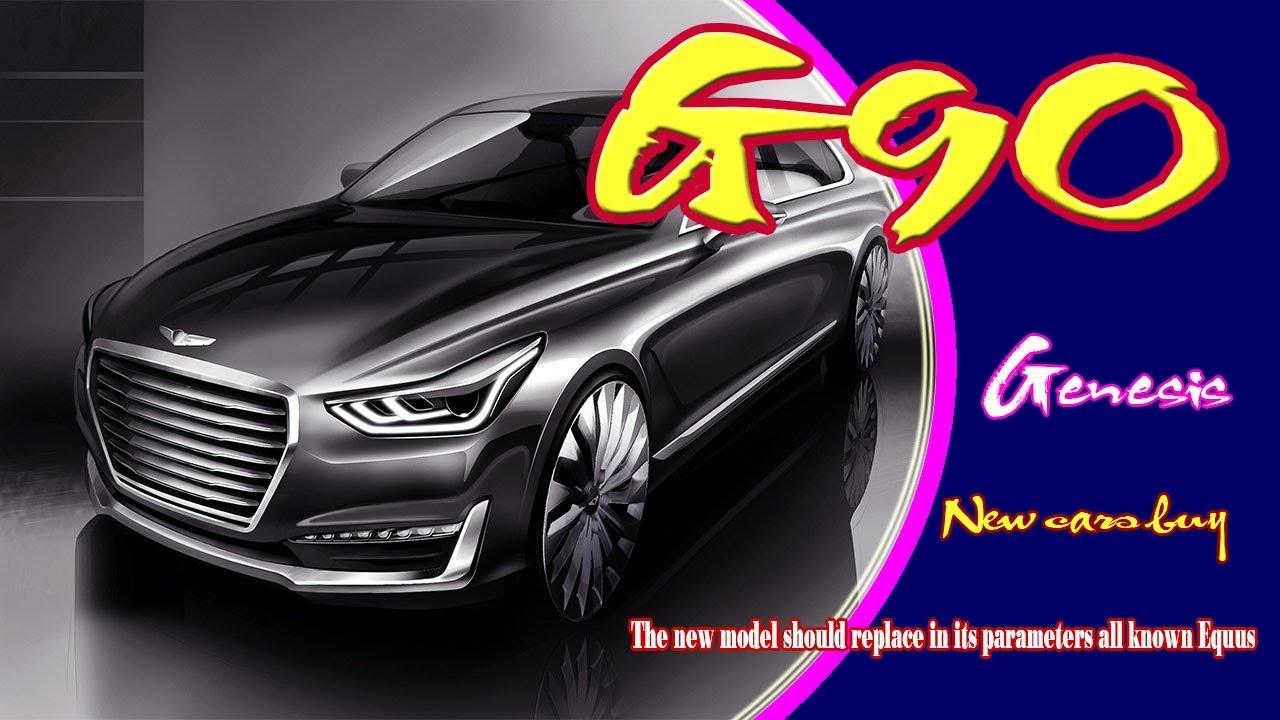 2019 Genesis G90 Price 5 0 Ultimate New Cars