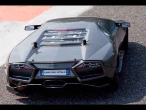 Lamborghini Reventon Rc Deagostini Youtube