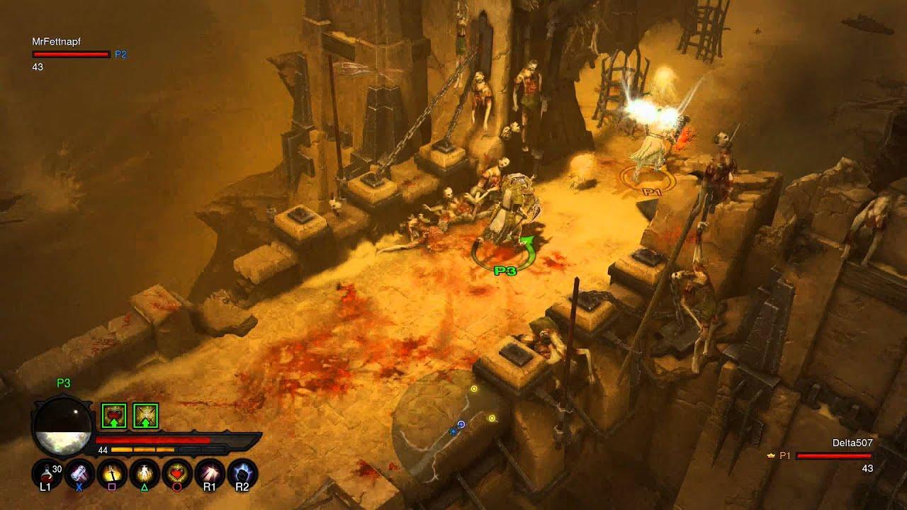 diablo iii ultimate evil edition adventure mode master online coop campaign random gameplay