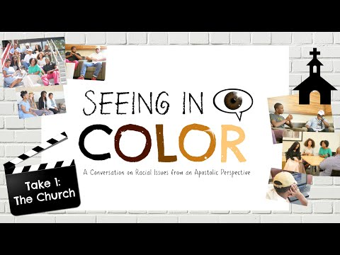 Seeing in Color: Take 1- The Church