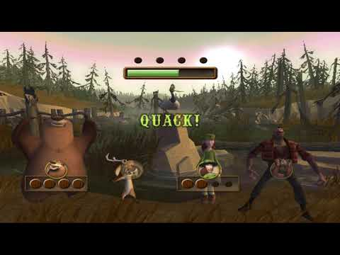 Open Season - Mini-Game - Duck Chorus