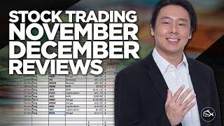 Stock Trading November & December Reviews
