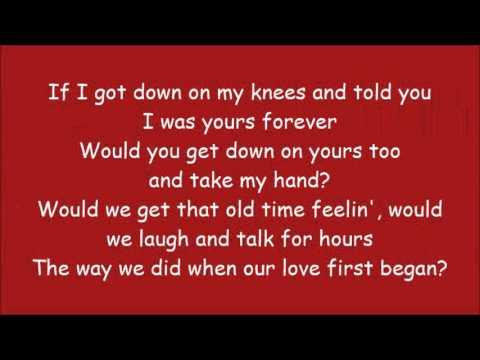 Carrie Underwood (Ft. Randy Travis) ~ I Told You So (Lyrics)