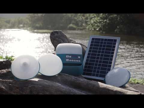 BioLite SolarHome 620 | Solar Light & Charge Kit