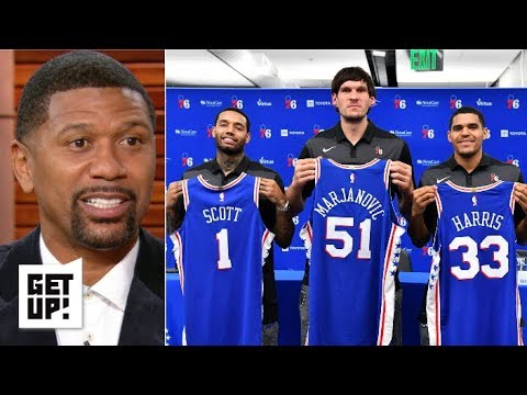 The Philadelphia 76ers are the favorites to win the East – Jalen Rose | Get Up!