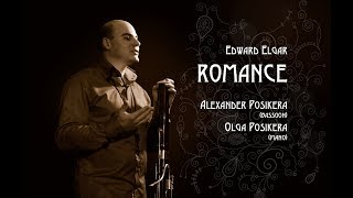 Edward Elgar. Romance for bassoon and piano