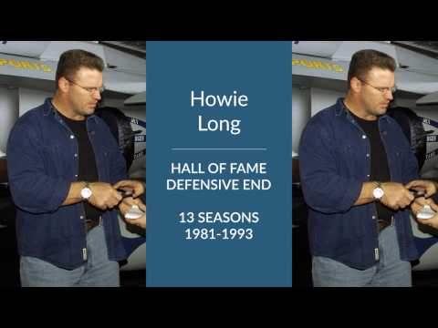 Howie Long: Hall of Fame Football Defensive End