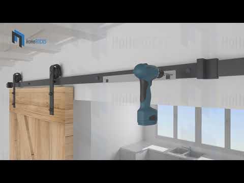 how-to-install-hoherocks-diy-soft-stop-kit-for-sliding-barn-door-hardware