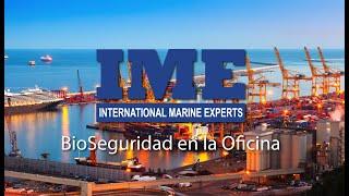BioSeguridad en las instalaciones de IME