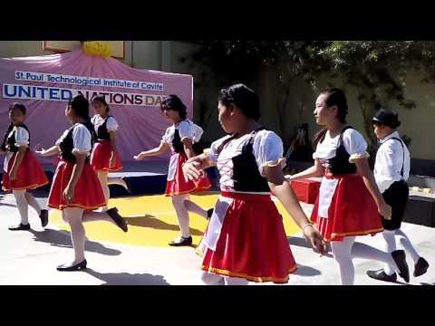 German dance - United Nations Celebration