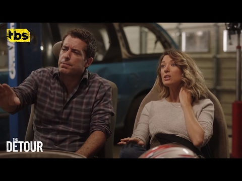 The Detour: Sex Talk   TBS