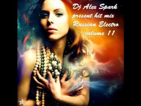 Клип Dj Alex Spark - Russian Electro vol.11