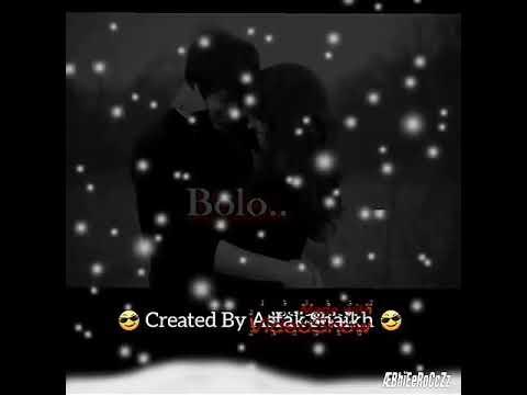 True love sms video Created by Abhieerocczz