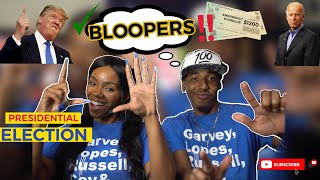 #RECAPTV Election Day (Ep.5) BLOOPERS