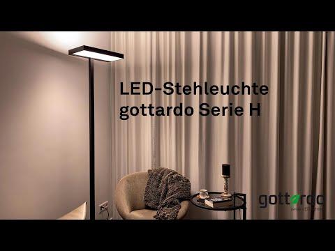 gottardo - LED-Stehleuchte Serie H
