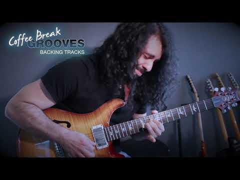 Roberto Restuccia Blues 4-7. Coffee Break Grooves Jam Tracks