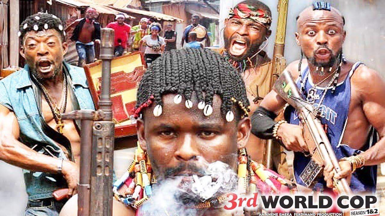Download 3RD WORLD COP SEASON 5 {NEW MOVIE} - ZUBBY MICHEAL 2020 LATEST NIGERIAN NOLLYWOOD MOVIE
