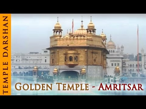 Indian Temple - Darshan Of Golden Temple - Amritsar - World Famous - Indian Gurudwara Tours
