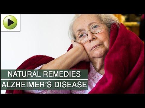 Alzheimer's Disease - Natural Ayurvedic Home Remedies