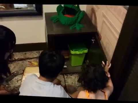 Treasure Hunt Legoland Hotel Room Malaysia