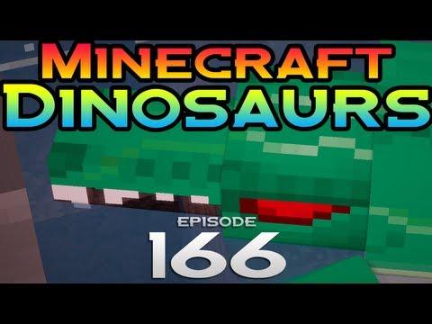 Minecraft Dinosaurs! - Episode 166 - Poet is food