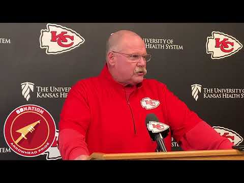 Andy Reid says Texans game wasn't good enough, looks ahead to Broncos (NFL Week 7 2019)