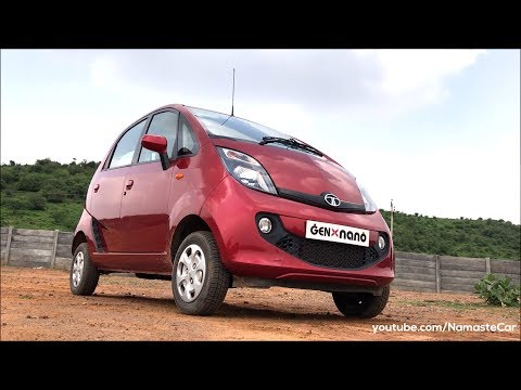 Tata Nano GenX Twist XTA 2018 | Real-life review