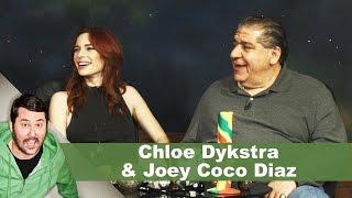 Chloe Dykstra & Joey Coco Diaz | Getting Doug with High thumbnail