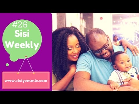 LIFE IN LAGOS : SISI WEEKLY #26!