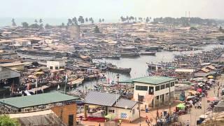 Elmina Bridge Now a death trap