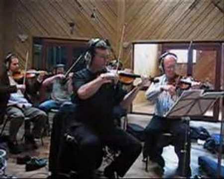 BBC Radio Suffolk jingle string session 2006