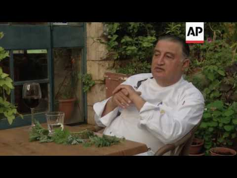 Chef Turns To Food In The Bible For Inspiration