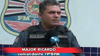 Plantão Polícia Militar 19°BPM em Pedreiras-MA 19-11-2018