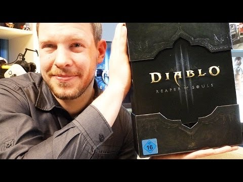 Diablo 3: Reaper Of Souls - Unboxing: Boxenstopp Zur Collector's Edition
