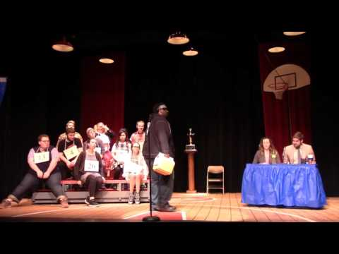 The 25th Annual Putnam Spelling Bee #2 Whitnall High School