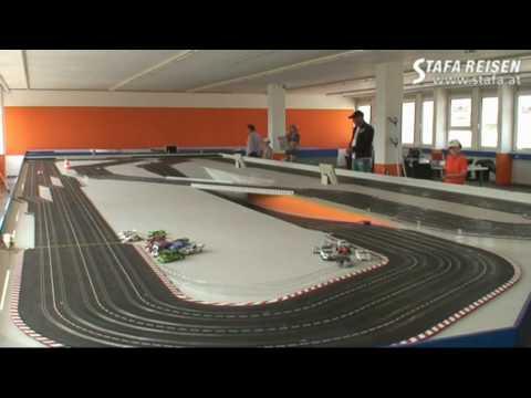 STAFA REISEN - Slotcar Arena Kidscup 2010