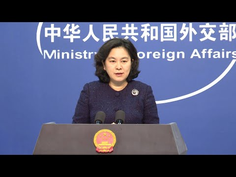China Responds To U.S. Rejecting Entry Of KN95 Masks