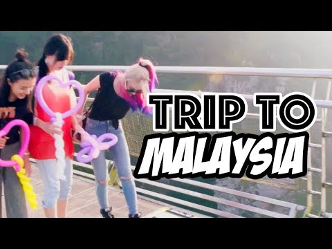 BTS Filming in Malaysia!!!