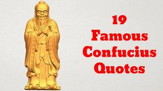 19 Famous Confucius Quotes   Sameer Gudhate